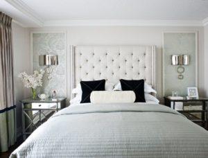 kinkiety do sypialni nad łóżko